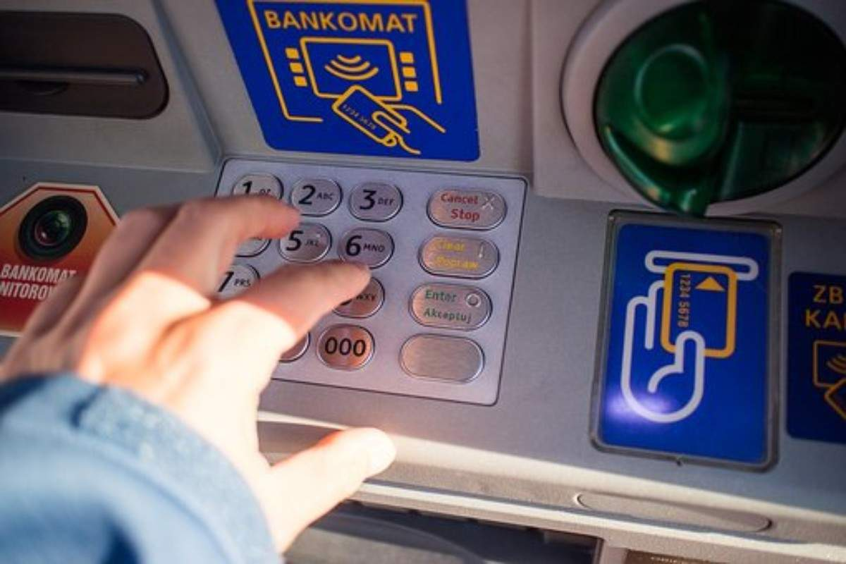 ATM skimming is basically stealing of users' ATM card information.
