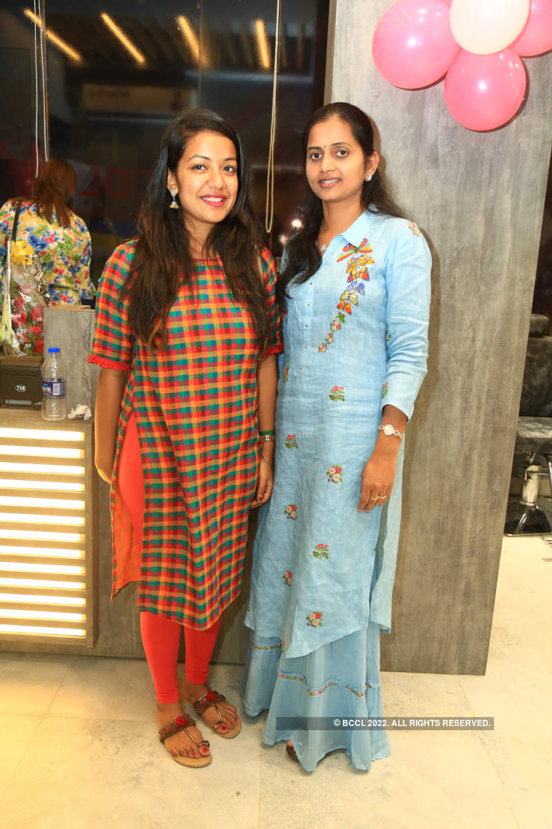 Vani Bhojan attends a launch event