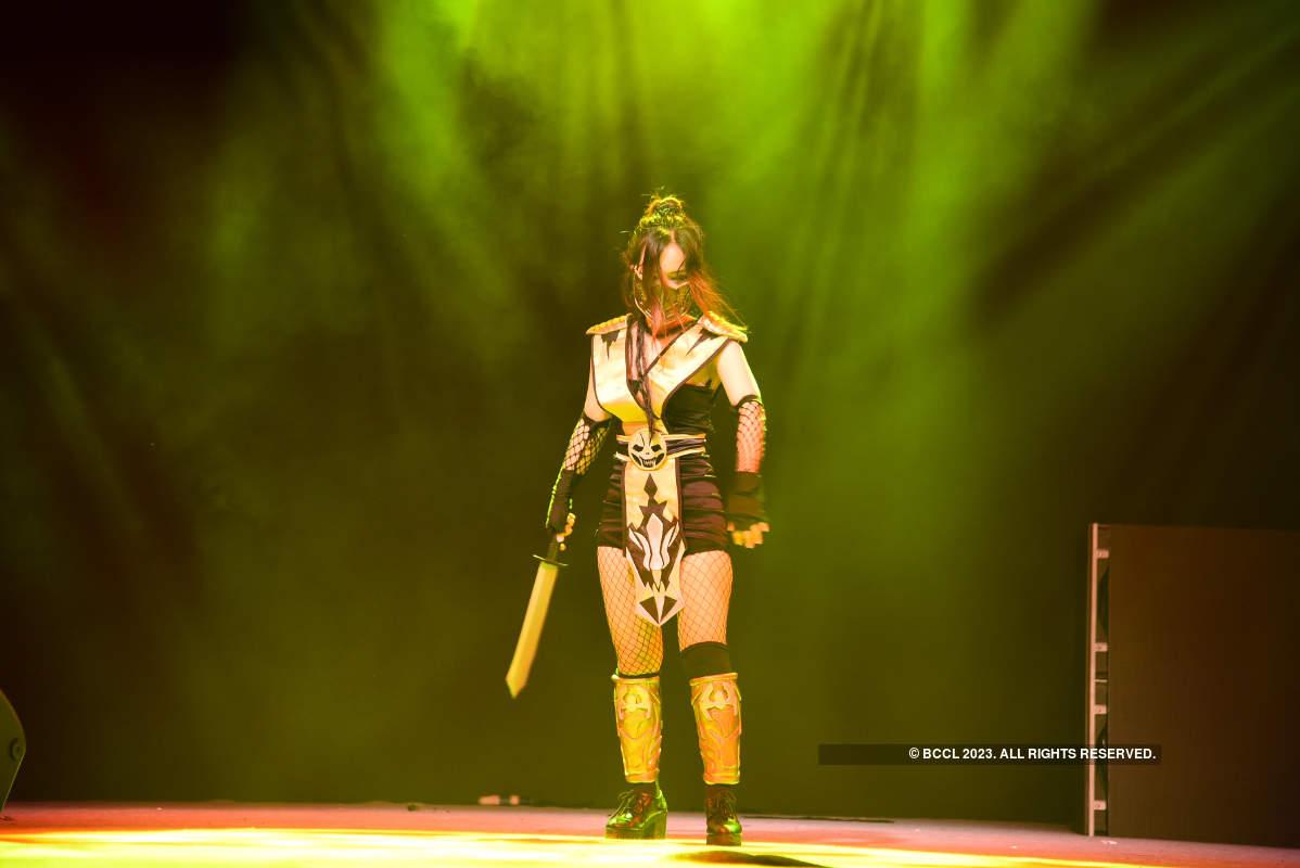 Chennaites dress up at Animecon