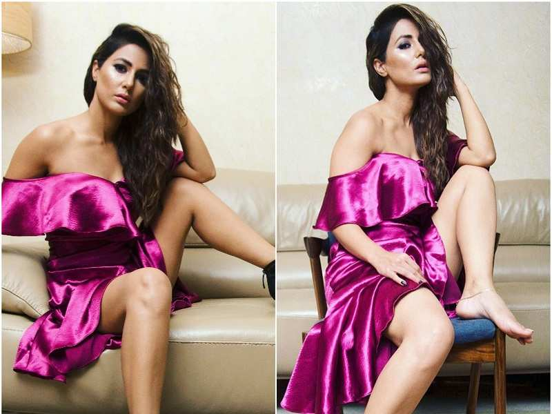 Hina Khan Hot & Sexy Photos: Be it the gym or an event