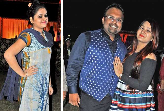 (L) Avika (R) Divyansh and Utkarsha (BCCL/ AS Rathor)