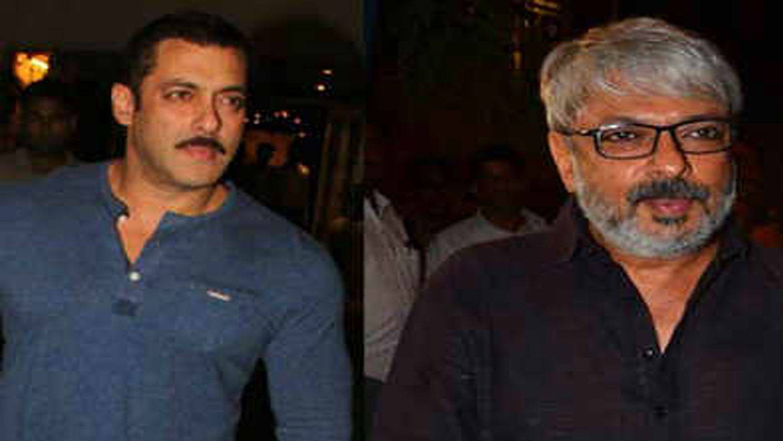 Salman Khan and Sanjay Leela Bhansali's upcoming film is on hold?