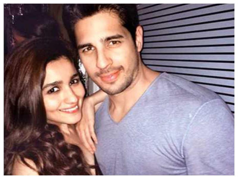 Sidharth Malhotra miffed with Alia Bhatt over her ex-boyfriend