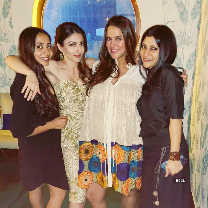 Soha Ali Khan reveals the 'best present ever' as she rings in her birthday