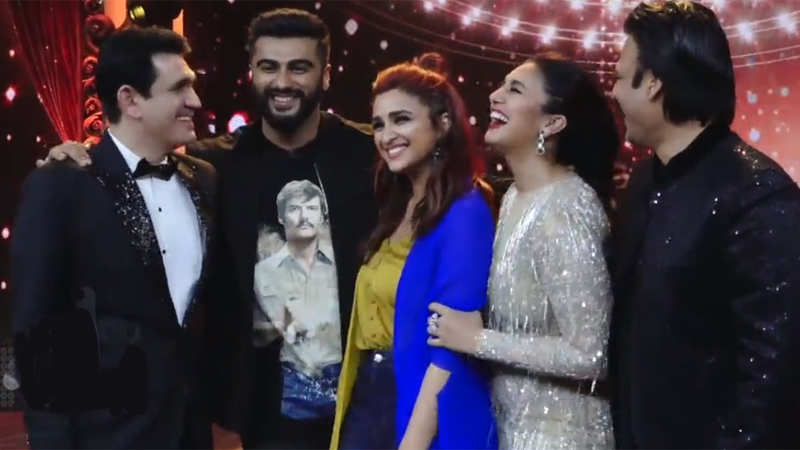 Here's why Huma Qureshi gets irritated with Arjun Kapoor