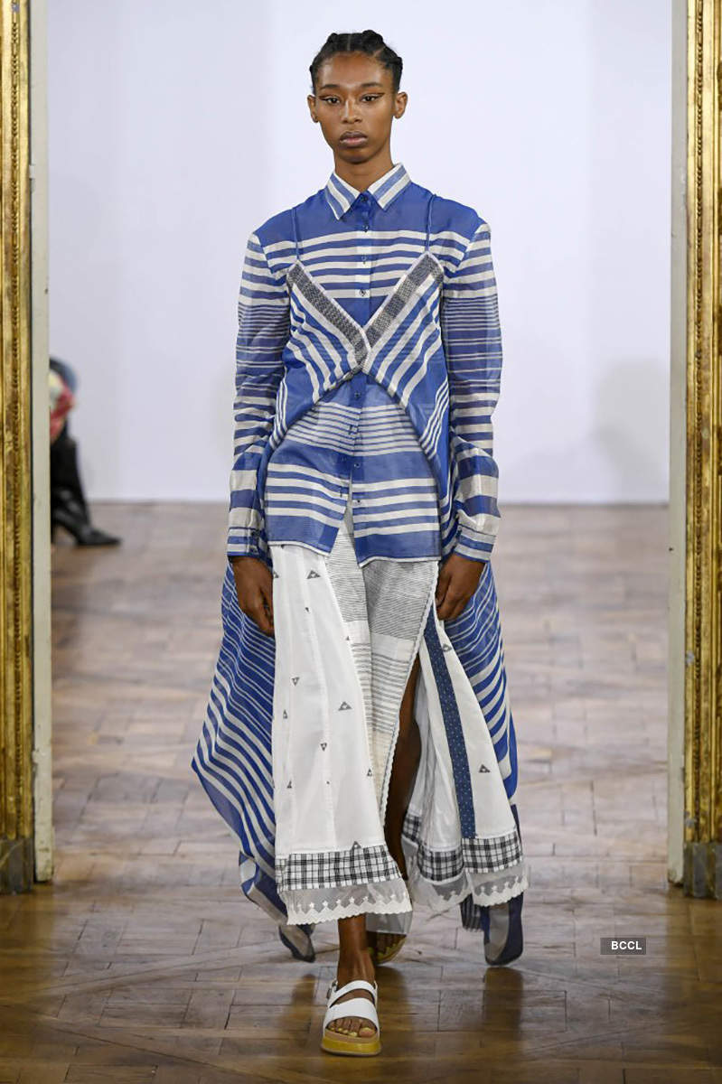 2019 Spring Ready-to-Wear Collection: Rahul Mishra