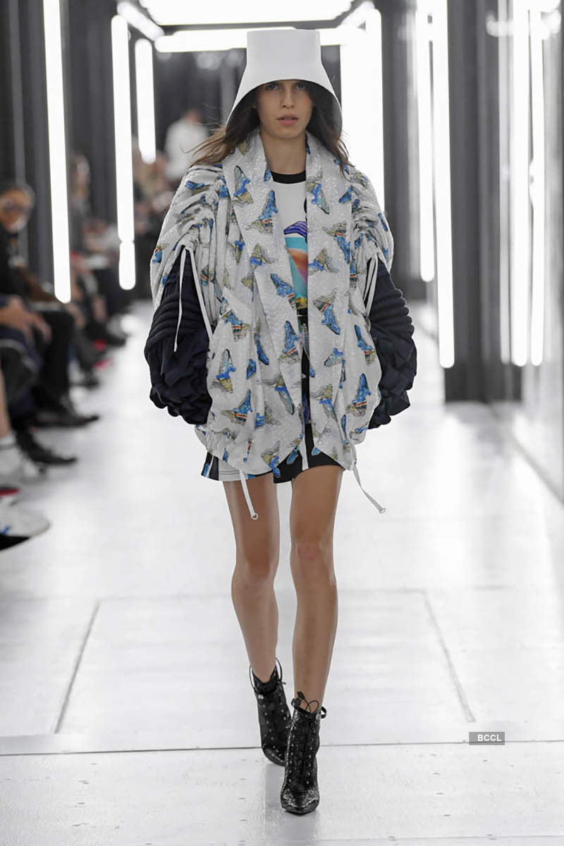 2019 Spring Ready-to-Wear Collection: Louis Vuitton