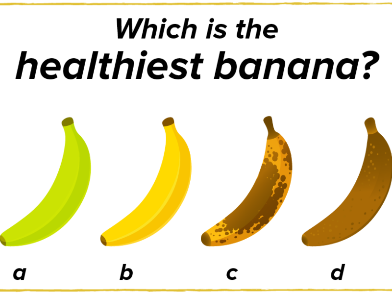 Which is the healthiest banana? | The Times of India