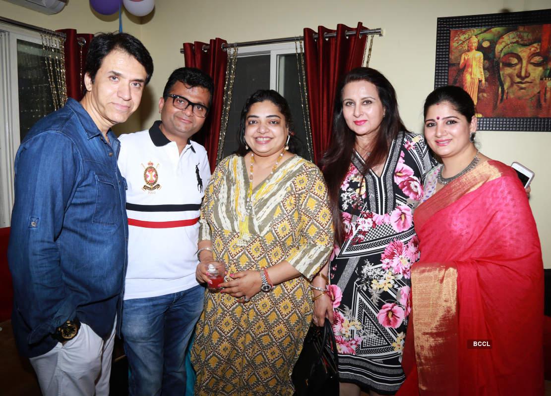 Celebrities attend designer Sangeeta Murarka's birthday party