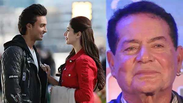 Aayush Sharma receives biggest compliment from father-in-law Salim Khan