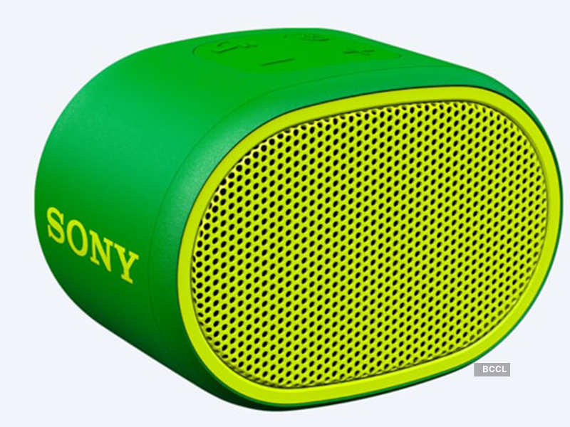 Sony launches SRS-XB01 speakers