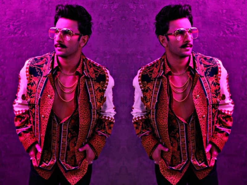 8c6614bfaf Ranveer Singh just wore an exclusive range by Versace