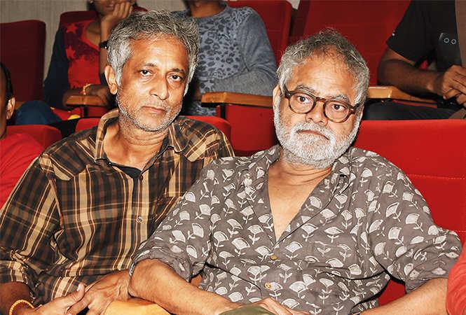 Rakesh Pandey (L) and Sanjay Mishra (BCCL/ Farhan Ahmad Siddiqui)