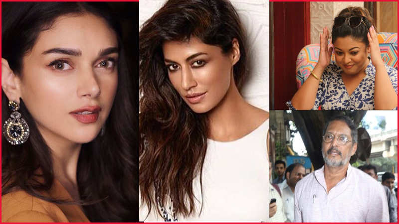 Sexual harassment row: Chitrangda Singh and Aditi Rao Hydari support Tanushree Dutta