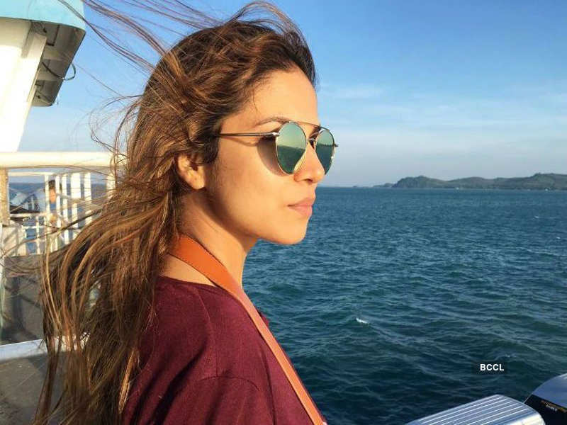 Indian beauty queens and their foreign adventures