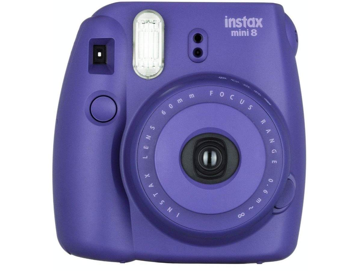 Fujifilm Instax Mini 8 Instant Film Camera: Available at Rs 2,999 (after a discount of Rs 3,000)