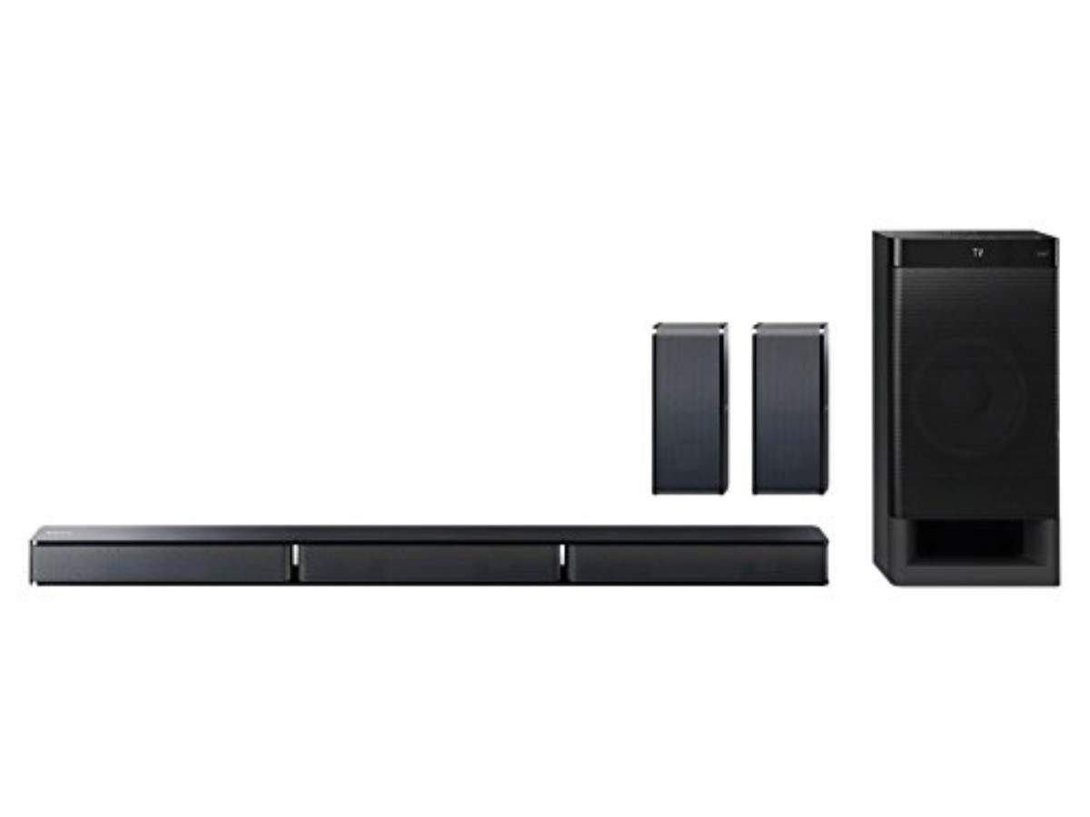 Sony HT-RT3 Sound Bar Home Theatre System: Available at Rs 15,490 (after a discount of Rs 3,500)