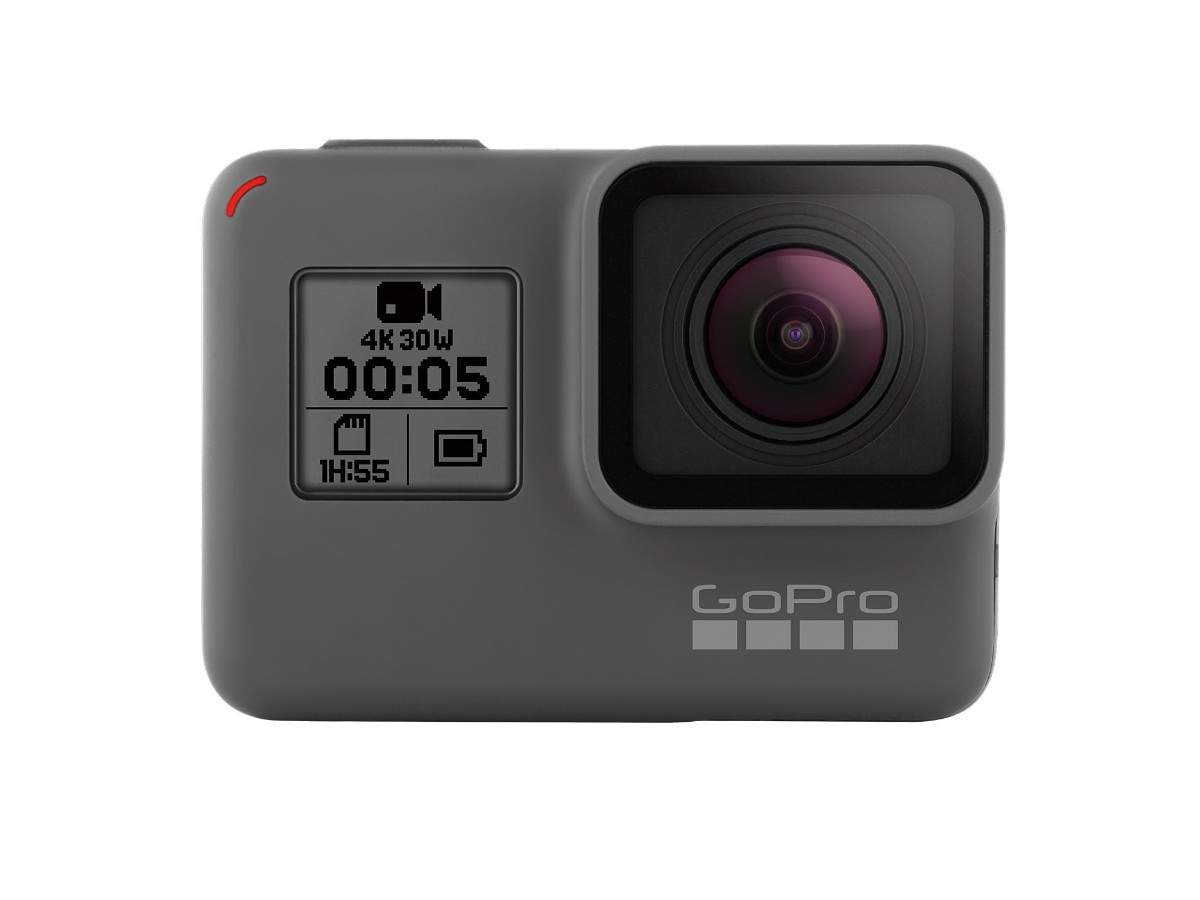 GoPro Hero5 Black Action Camera: Available at Rs 26500 (after a discount of Rs 1,500)