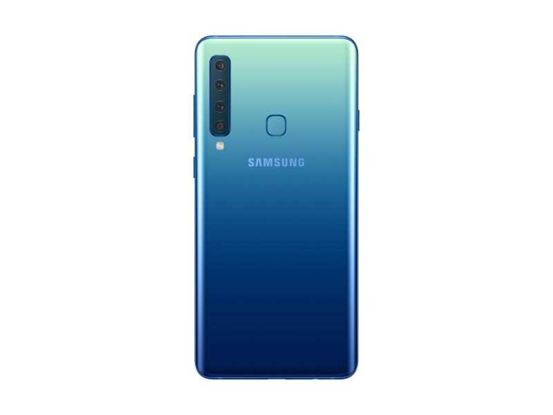 Samsung Galaxy A9 smartphone launched with world's first 4-lens 47MP rear camera - Mobiles News | Gadgets Now