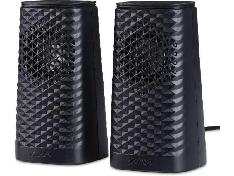 F&D V-320 Laptop/Desktop Speaker: Available on Flipkart at Rs 499 (after a discount of Rs 491)