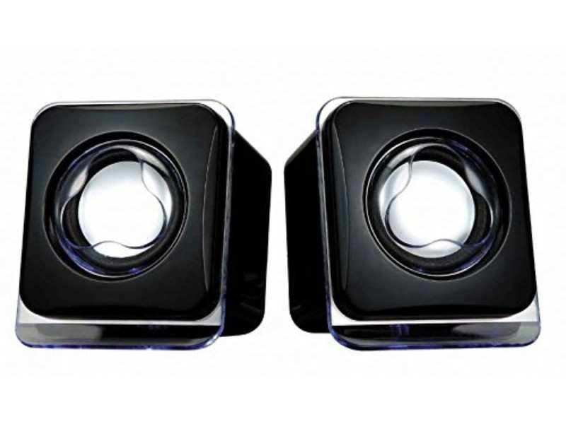 Terabyte Mini USB2.0 speakers: Available on Amazon at Rs 256 (after a discount of Rs 343)
