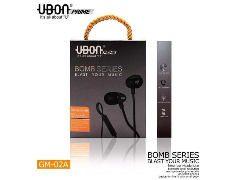 Ubon Prime GM-02A earphones: Available on Amazon at Rs 155 (after a discount of Rs 144)