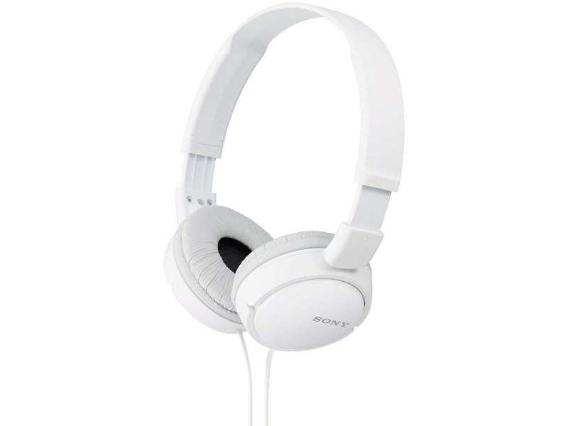 Sony MDR-ZX110A on-ear headphones: Available on Amazon at Rs 499 (after a discount of Rs 891)