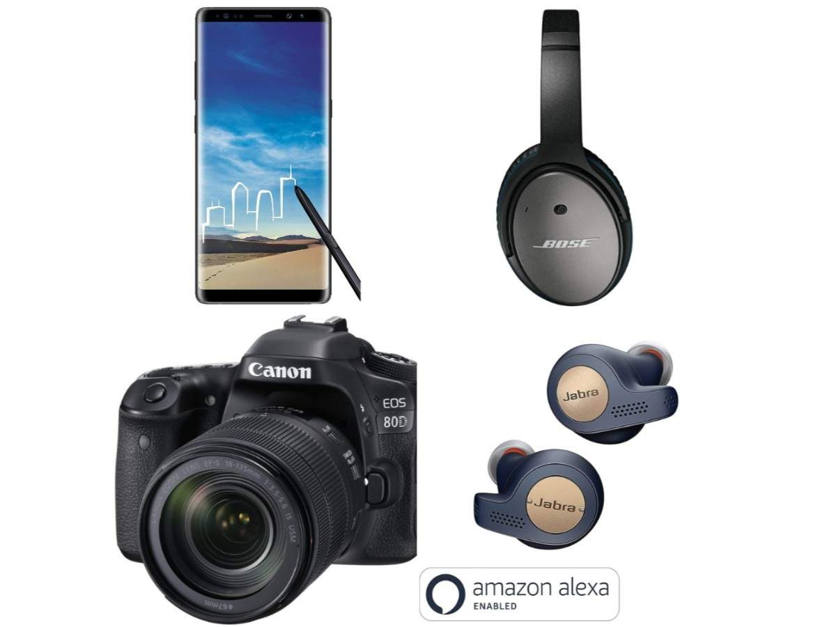 Amazon Great Indian Festival sale day 3: Best deals on cameras, smartphones, TVs and more