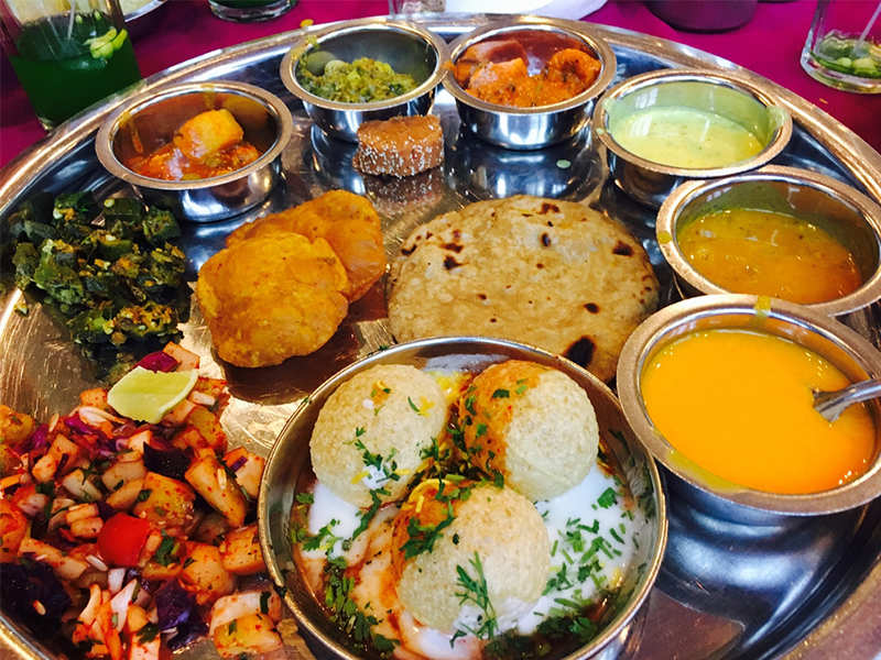 8 huge thalis around India which you just can't eat alone! | The Times of  India
