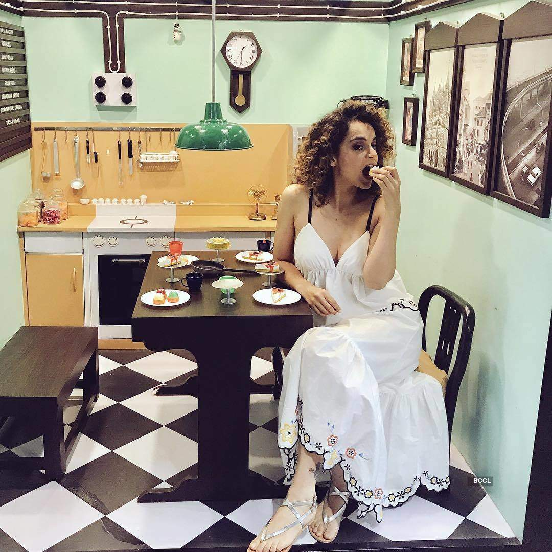 Married men who lure young girls & later try to prove them mad are also harasser: Kangana Ranaut