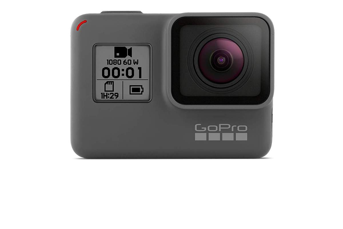 GoPro Hero (2018) Action Camera: Available at Rs 15,150 after Rs 3,850 discount