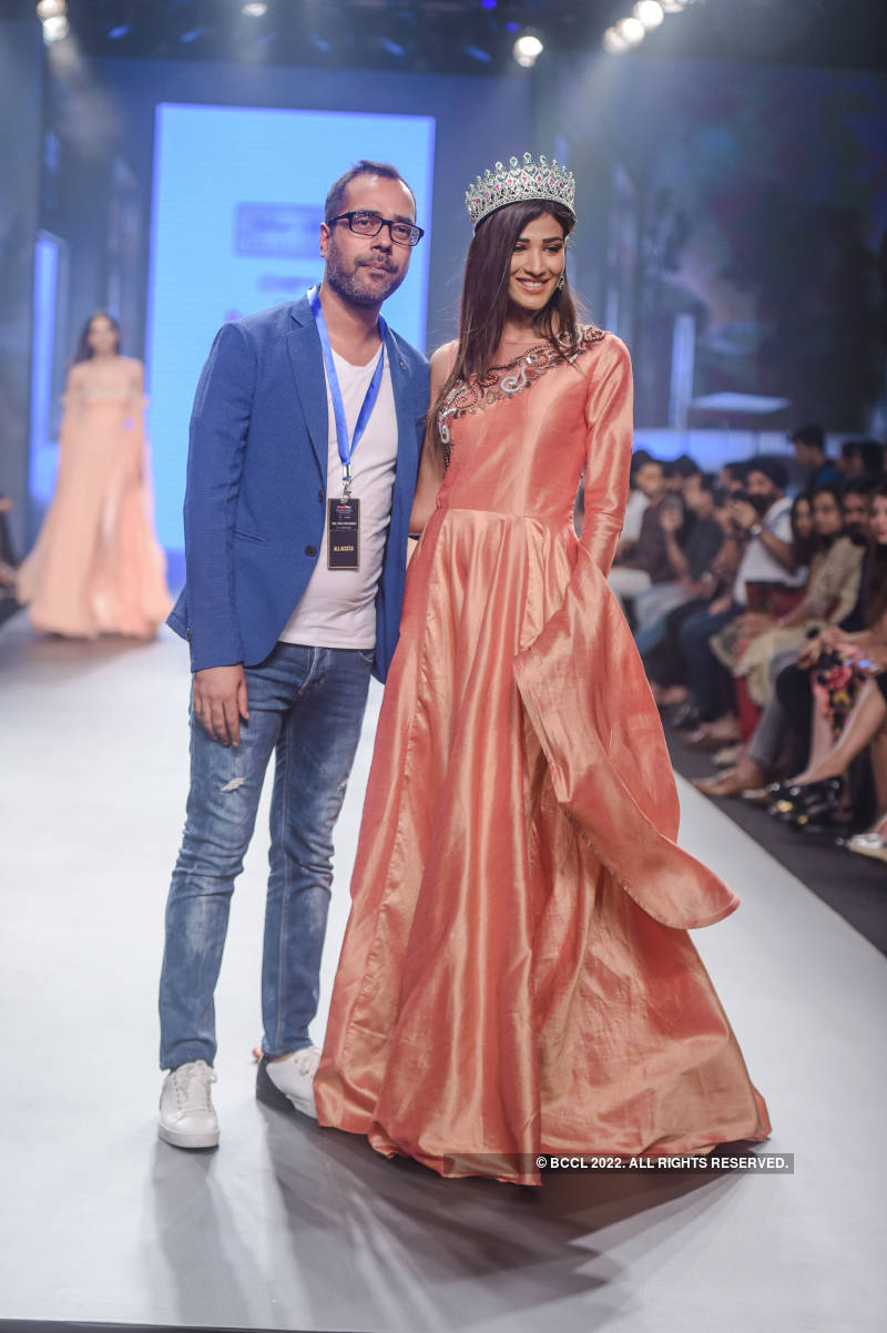 Bombay Times Fashion Week 2018: Ashfaque Ahmad - Day 2