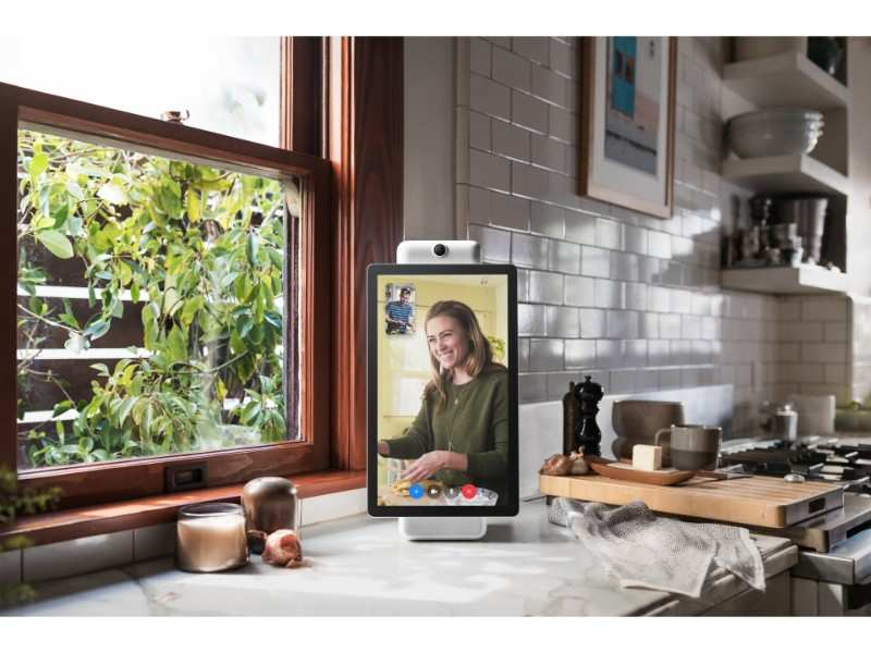 Facebook launches smart speakers called 'Portal' to ease video calls