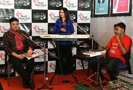 Sujoy Prosad Chatterjee,Neepabithi Ghosh,Nayan Chatterjee (1)