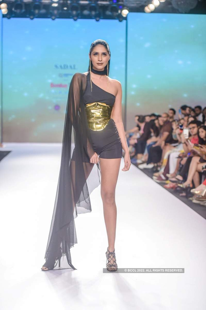 Bombay Times Fashion Week 2018: Sadal - Day 3