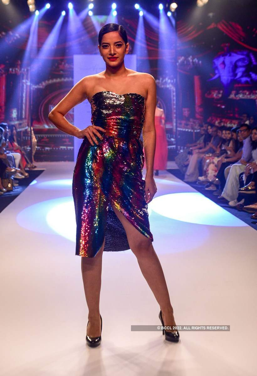 Bombay Times Fashion Week 2018: Hema Kaul - Day 3