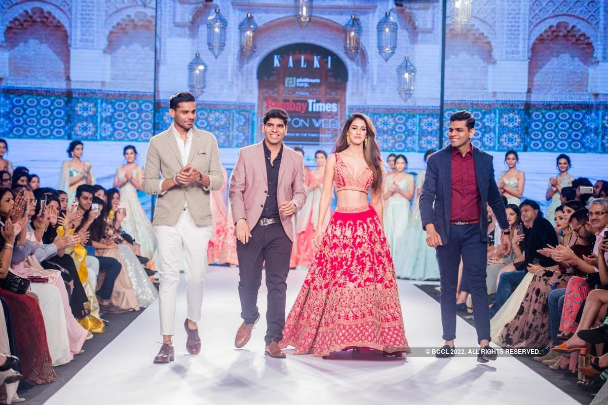 Bombay Times Fashion Week 2018: Kalki - Day 3