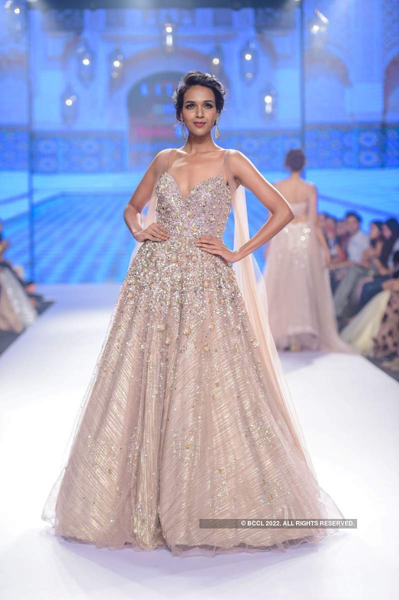 Bombay Times Fashion Week 2018: Kalki - Day 3