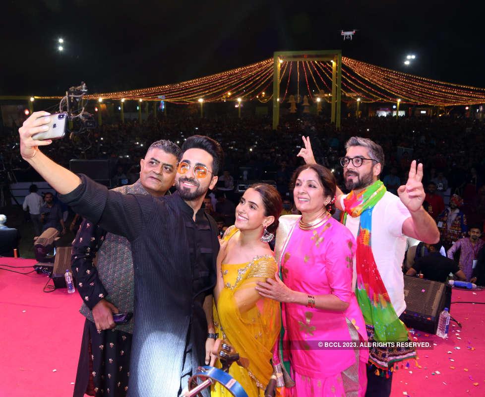 Badhaai Ho: Promotions