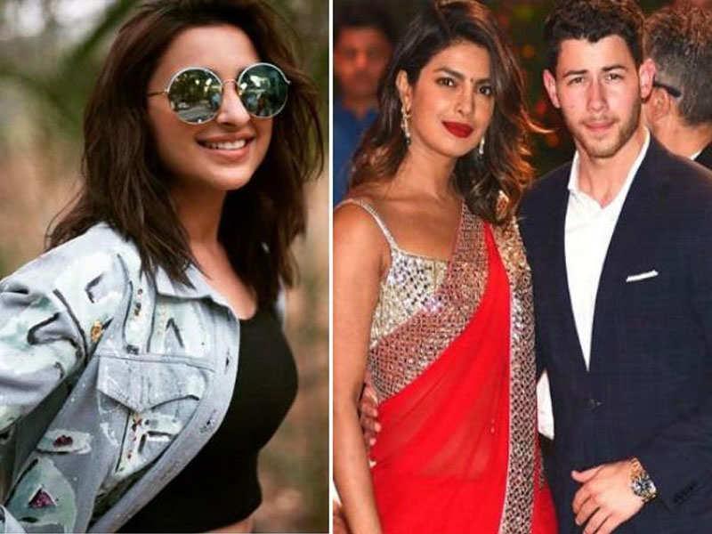Parineeti Chopra Feels Priyanka Chopra And Nick Jonas S Wedding