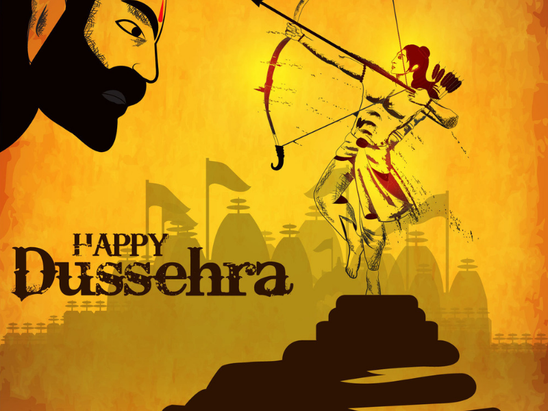 Happy Dussehra 2018 Wishes Sms Quotes Messages Photos Facebook Whatsapp Status Times Of India