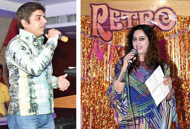 Ritesh (L) and Safina Khan (BCCL/  Farhan Ahmad Siddiqui)
