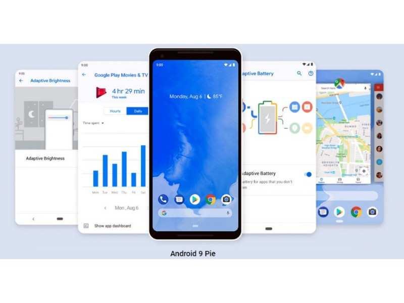 55 smartphones set to get Android 9.0 Pie update