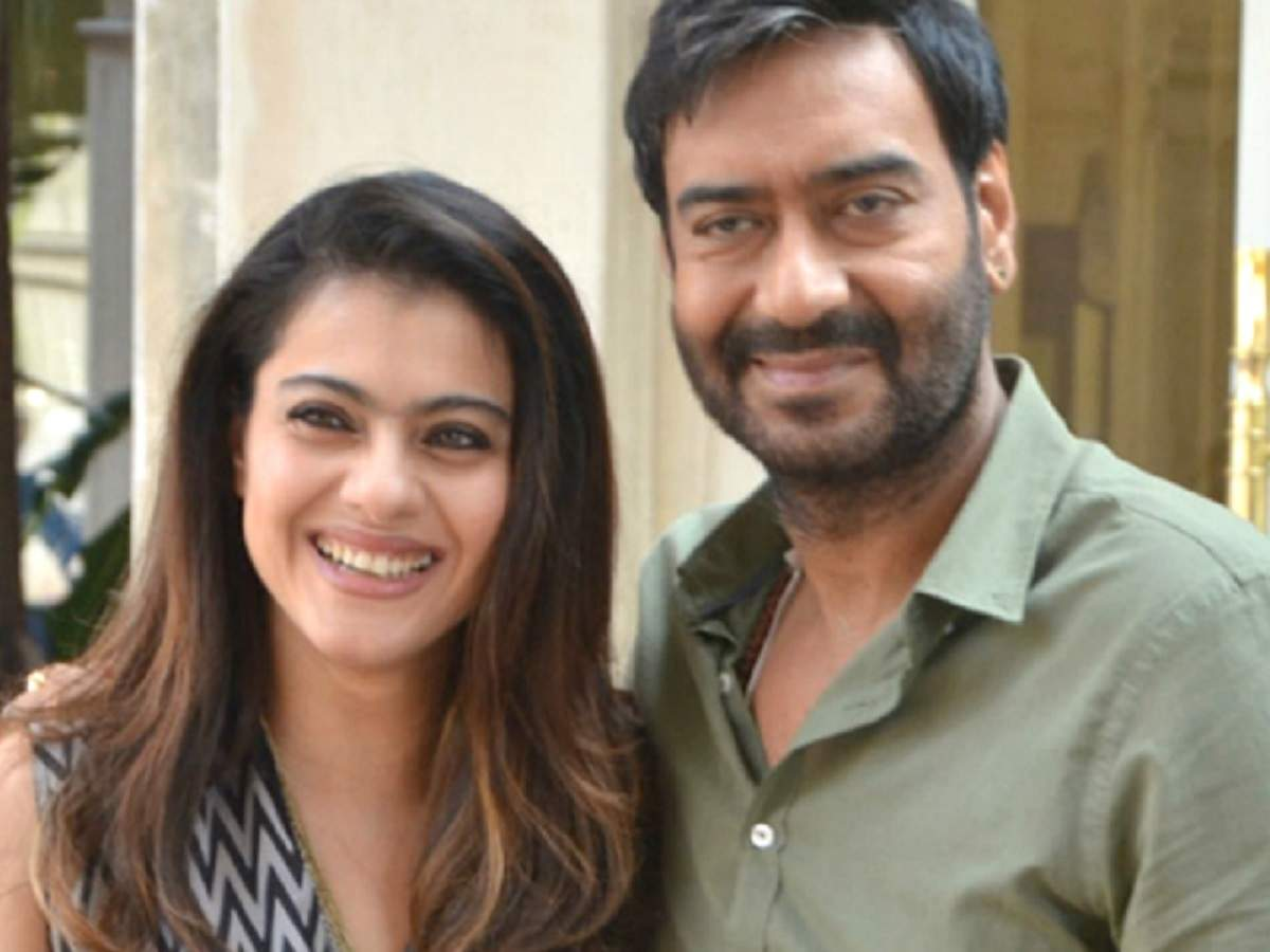 Kajol gets candid about her marriage with Ajay Devgn and the ...