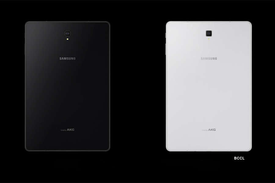 Samsung launches Galaxy Tab S4