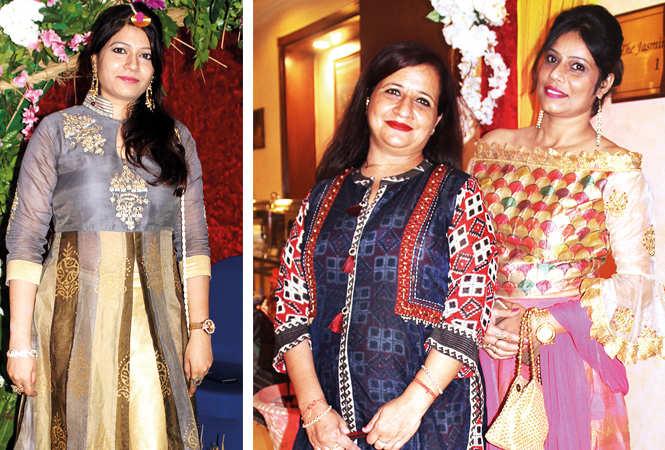 (L) Sonali (R) Kiran and Ruchi (BCCL/ Arvind Kumar)