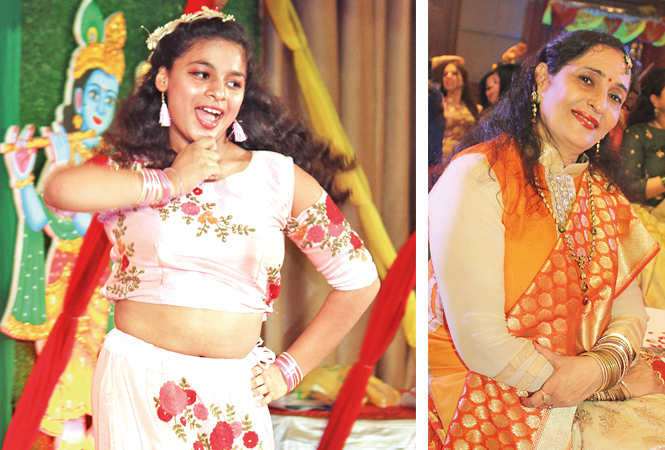 (L) Akanksha (R) Meena (BCCL/ Arvind Kumar)