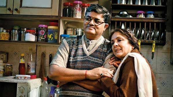 'Badhaai Ho' stars Neena Gupta, Gajraj Rao share their awkward memories with parents