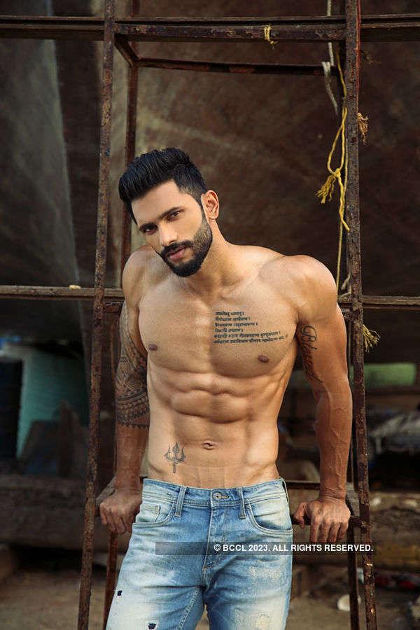 Prathamesh Maulingkar's official photoshoot for Mister Supranational 2018