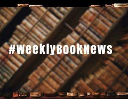 Weekly Books News  Oct 15 21